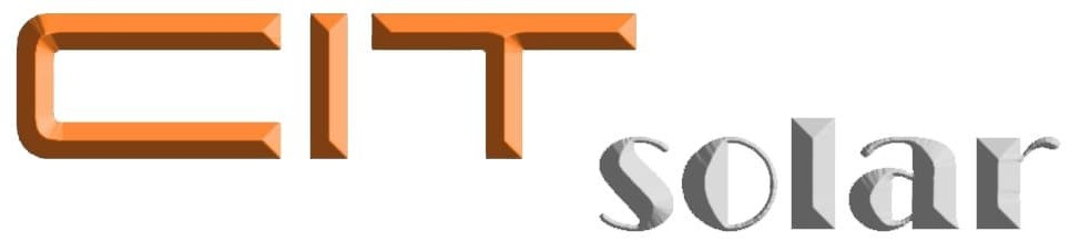 CIT Solar logo